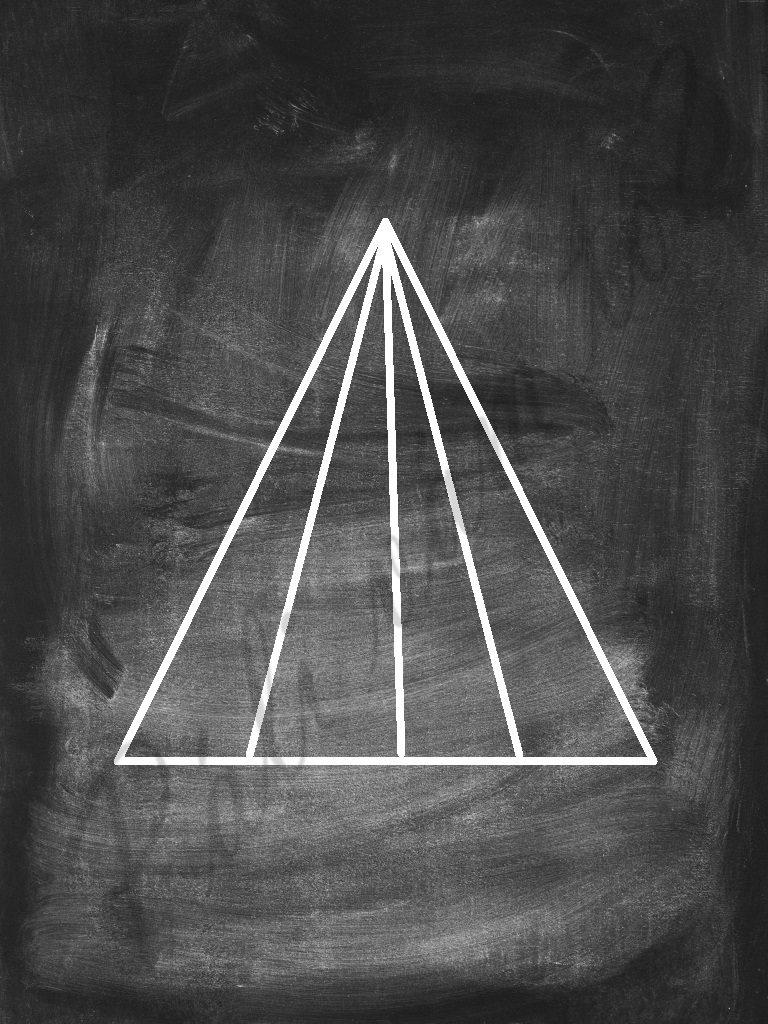 Koľko vidíš trojuholníkov? Obrázkové hlavolamy nielen pre deti.