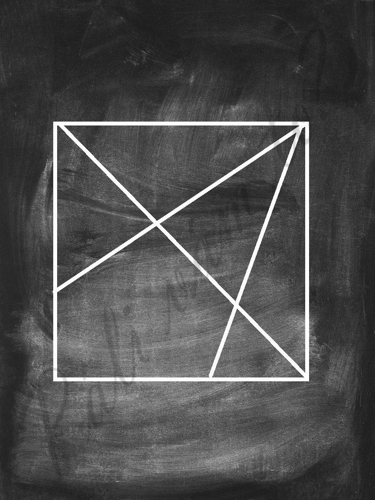 Koľko trojuholníkov je na obrázku? Geometrické hádanky