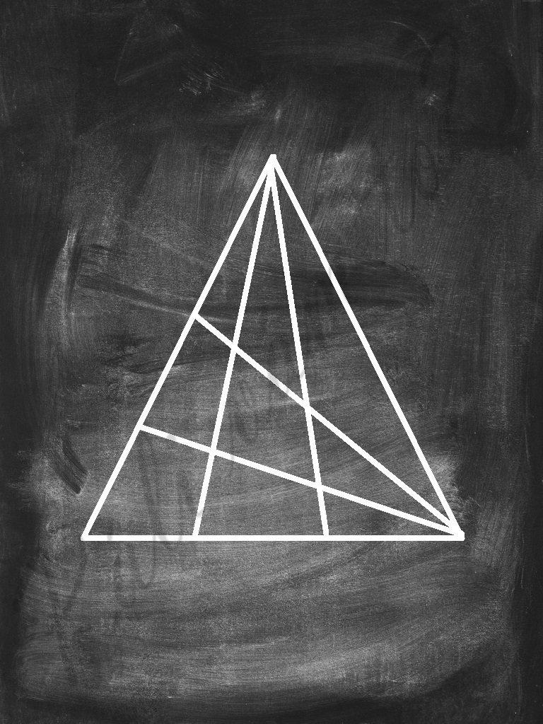 Koľko je na obrázku trojuholníkov? Obrázkové úlohy pre všetkých