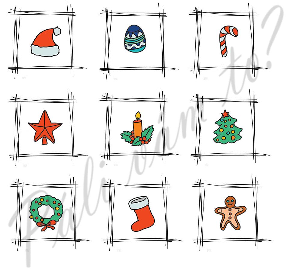 Kedže sa blížia vianoce, pripravili sme si pre vás vianočný hlavolam. Rozlúštite ho? :)