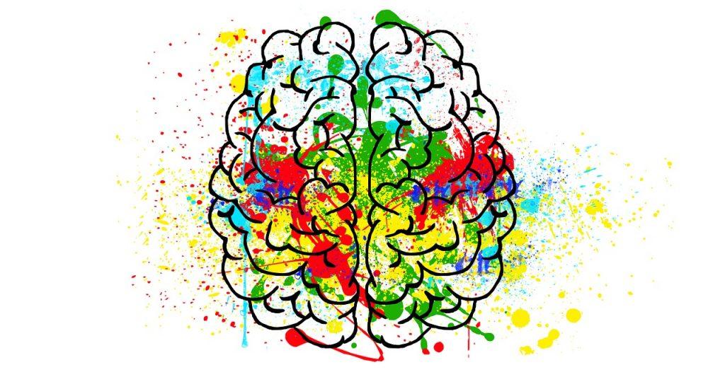 Ak si budete pravidelne precvičovať vaše mozgové bunky, šedá kôra začne hmýriť farbami. ;)