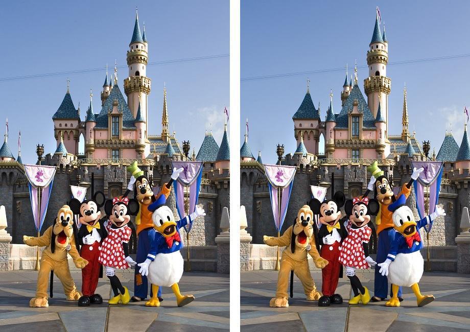 Pozorne sa zahľaď na obrázky a nájdi všetky rozdiely. Koľko ich vidíš? ;)