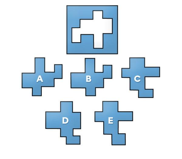 Dnes tu máme pre vás puzzle hlavolam. Našli ste chýbajúci kus? :)