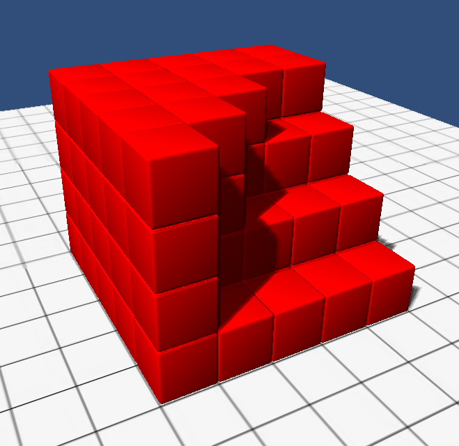 Hlavolam - kocka. Koľko malých kociek musíte doplniť, aby vznikla kocka? Dnešný hlavolam slúži na precvičenie trojrozmernej predstavivosti. Smelo do toho! :)